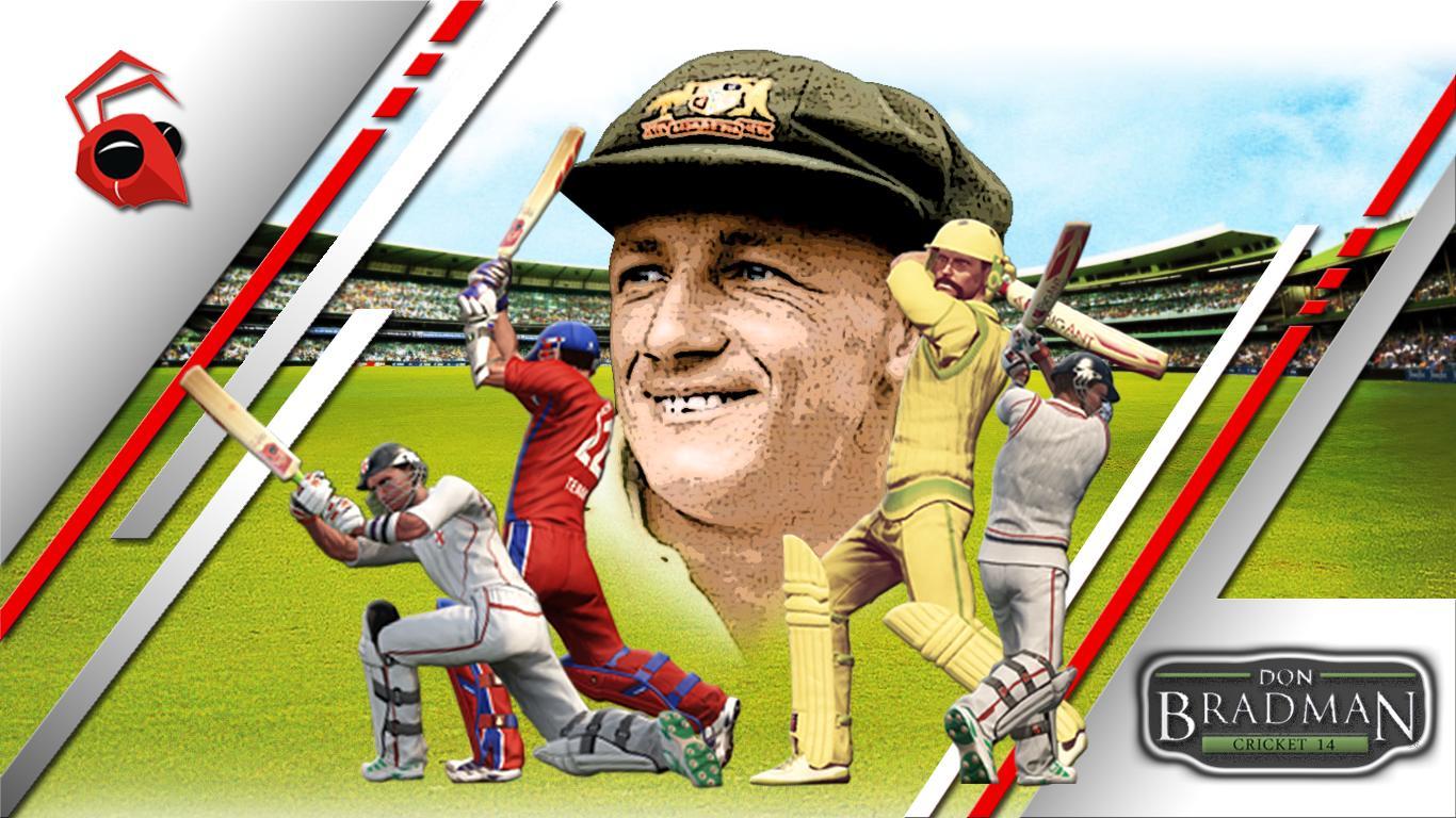 Don Bradman Cricket 14 Free Online