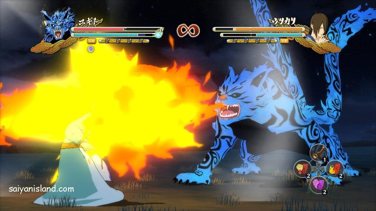 NARUTO Shippuden Ninja Storm 3 Free Setup For PC