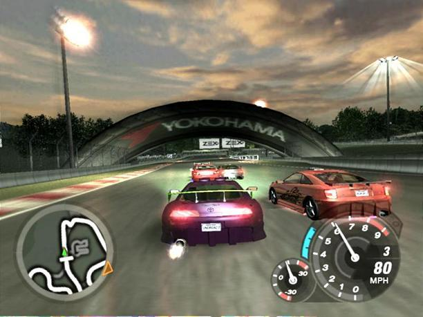 Need For Speed Underground Free Download