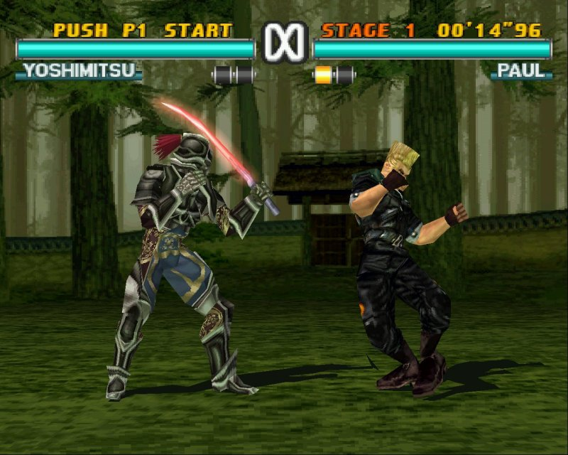 Tekken 3 Multiplayer