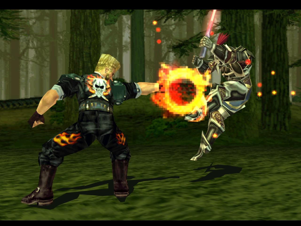 Tekken 3 Game Play