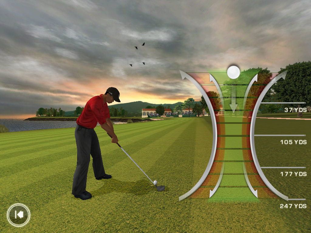 Tiger Woods PGA Tour 12 The Masters Game