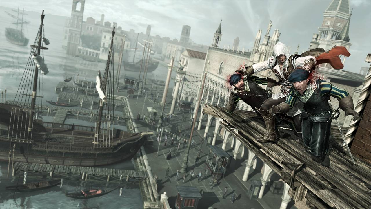 Assassin Creed 2 setup