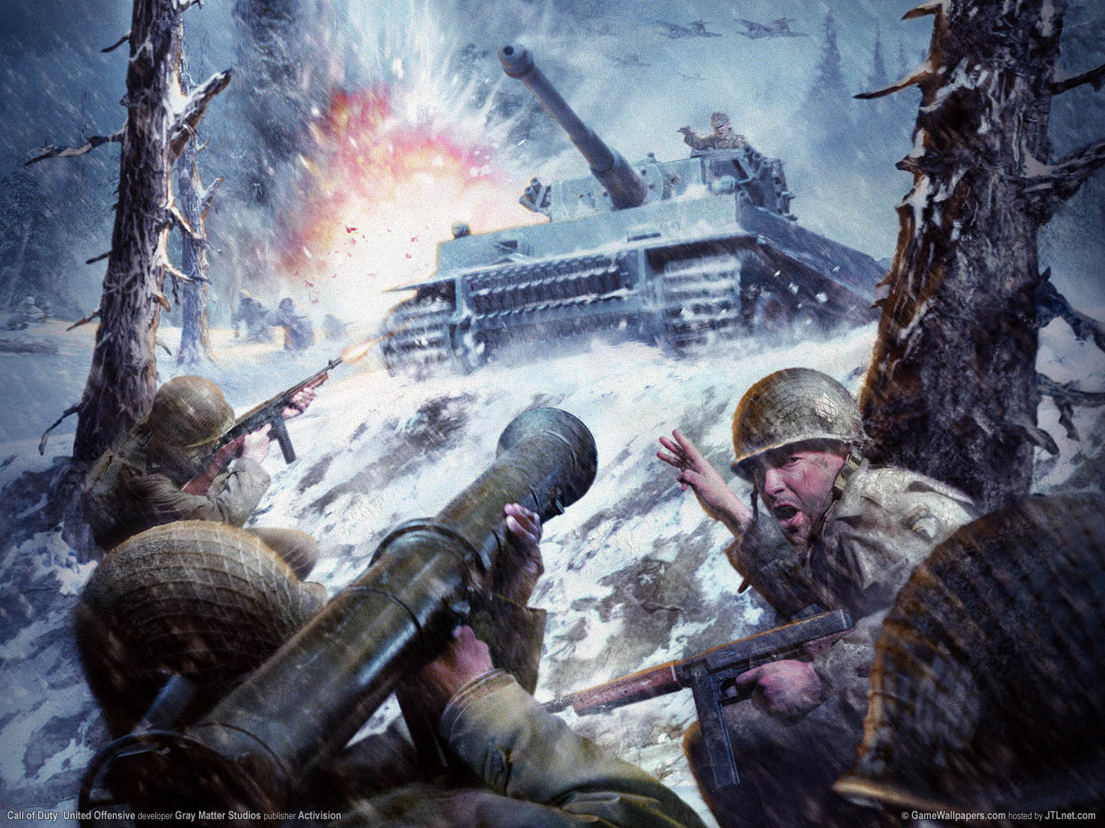 Call Of Duty United Offensive PC game Free Download