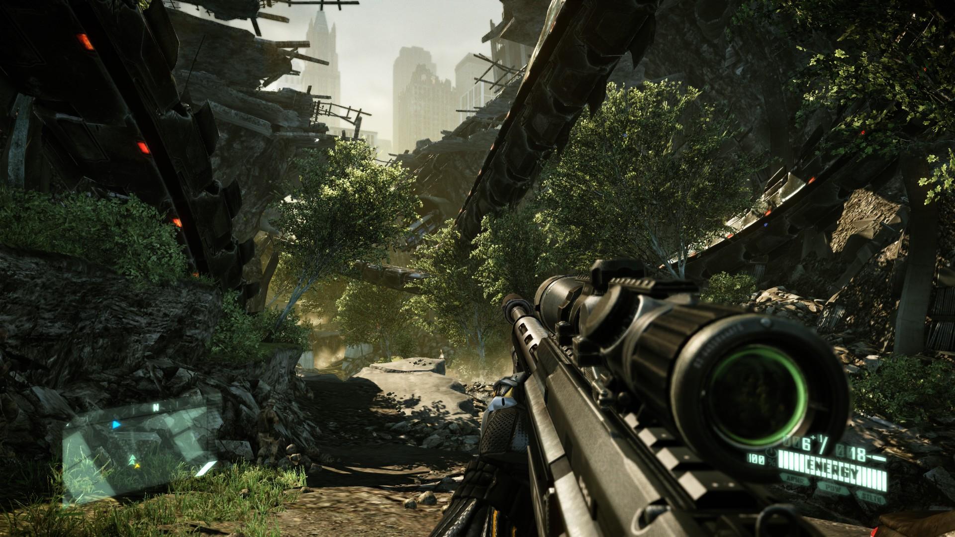 Crysis 2 PC Game Free Setup