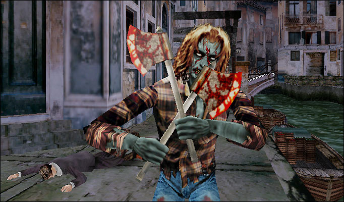 The House of the Dead 2 Game