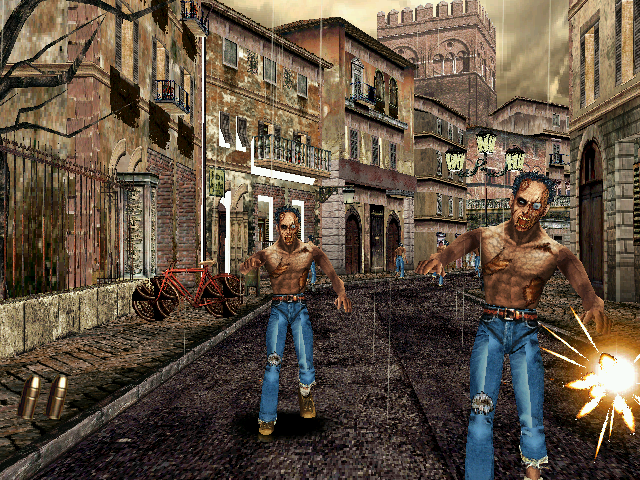The House of the Dead 2 Free Download Game