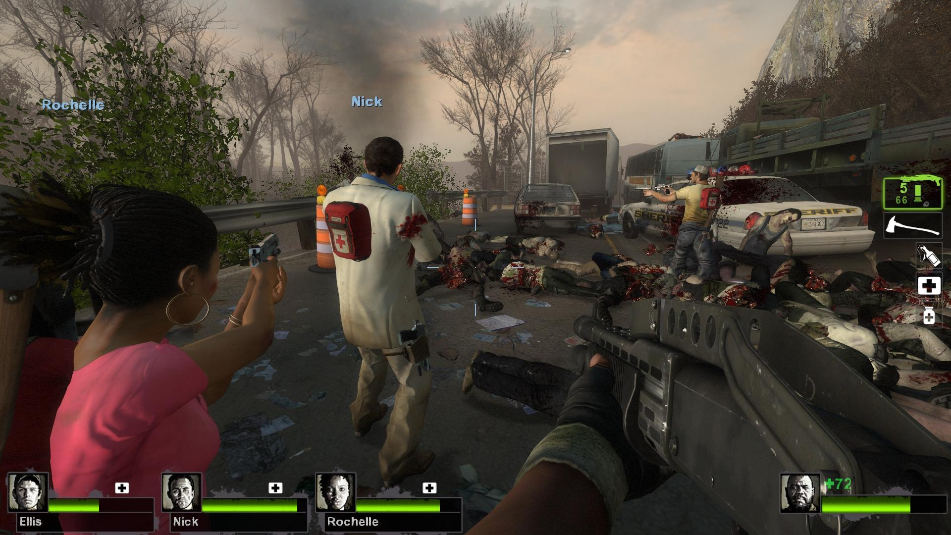 Left 4 Dead Play