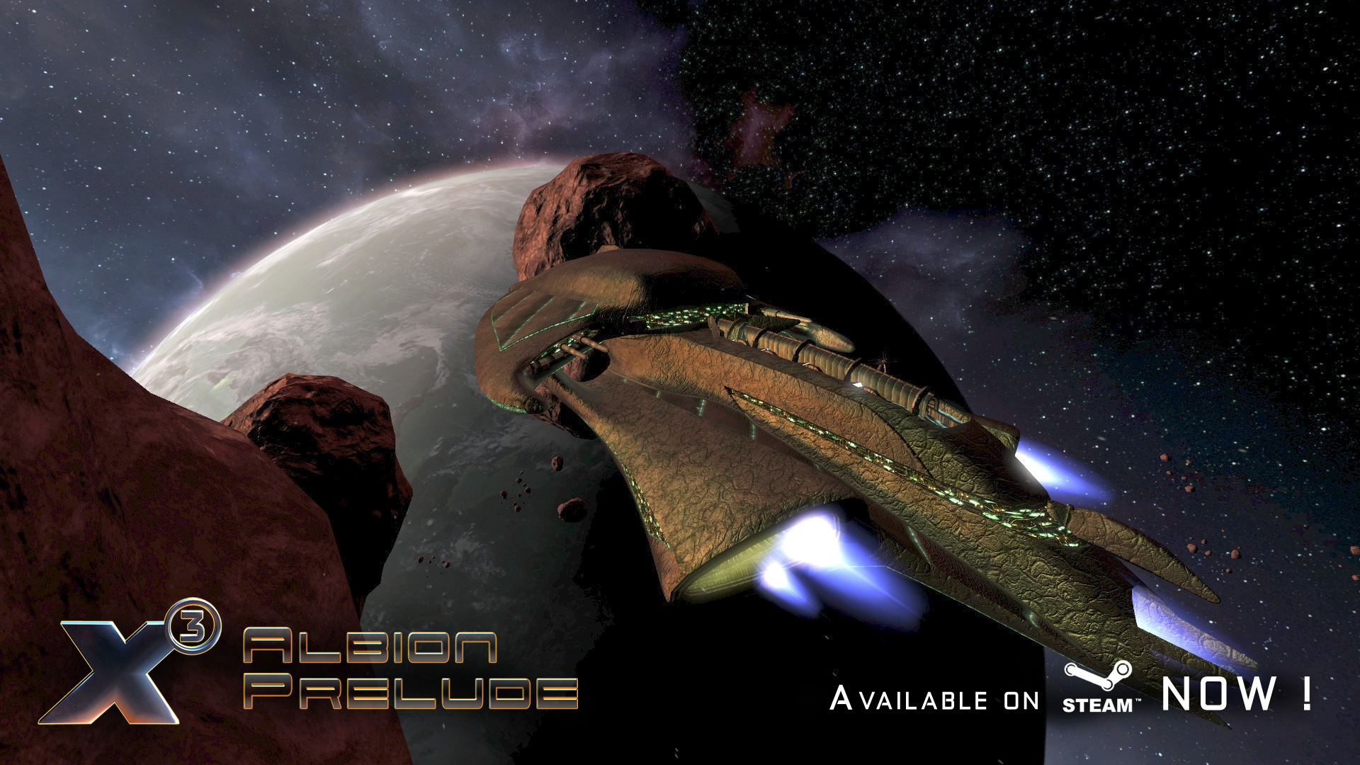 X3 Albion Prelude Game Free