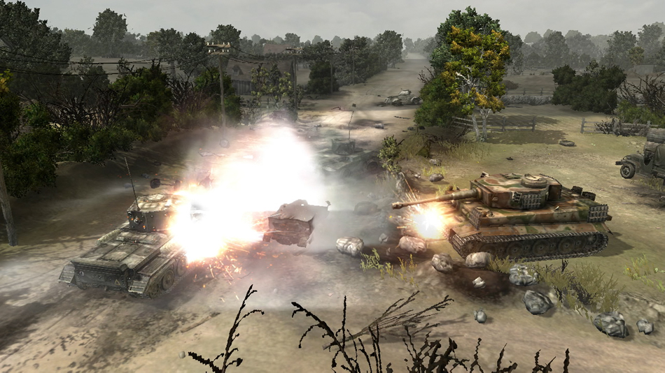 Company Of Heroes Tales Of Valor Features