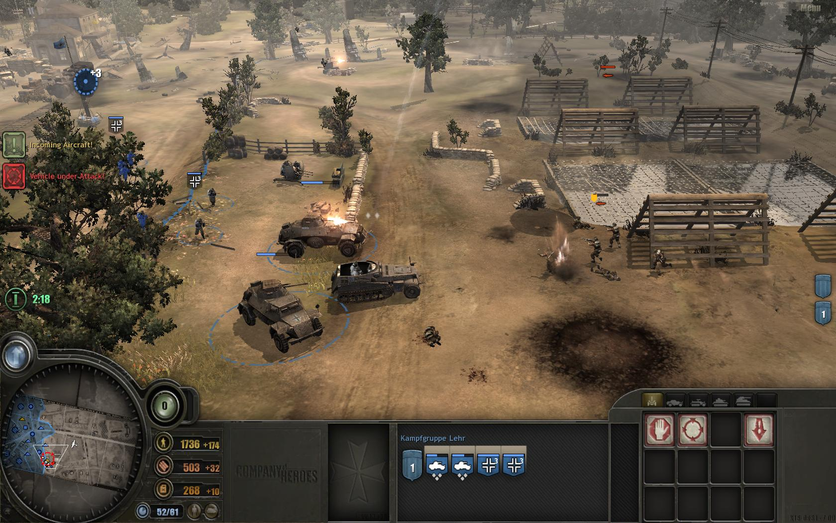Company of heroes Opposing Fronts Download Free