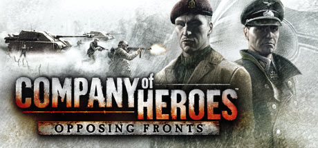 Company of heroes Opposing Fronts Free Download