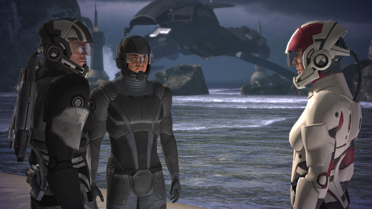 Download Mass Effect