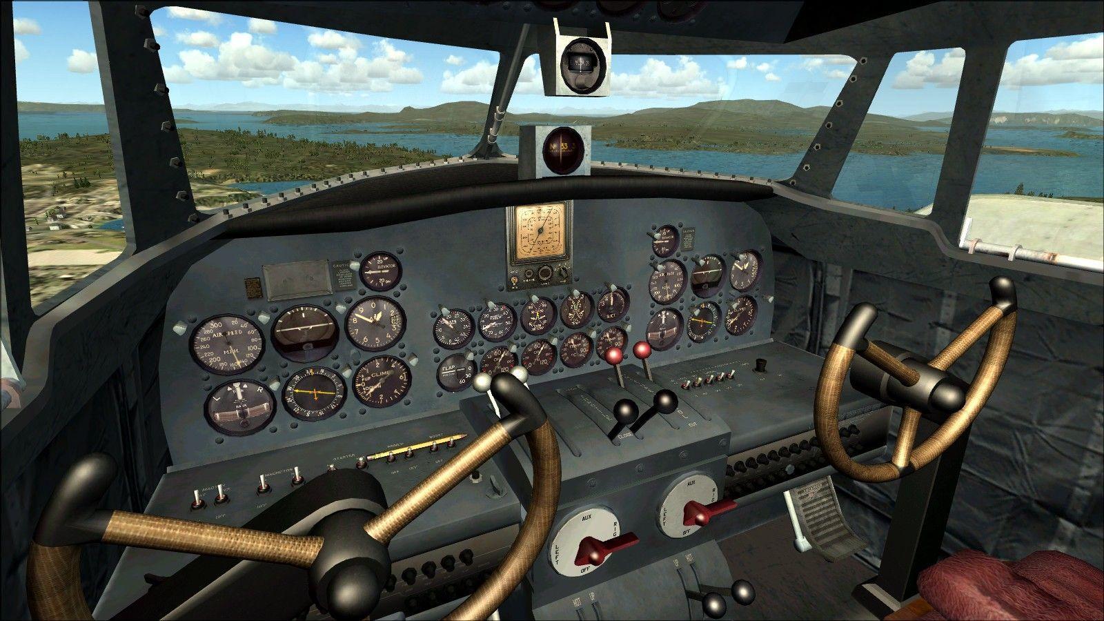 Microsoft Flight Simulator X free