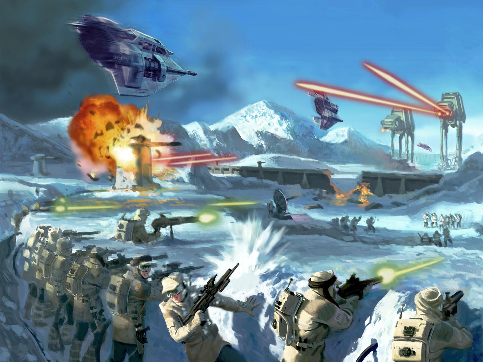 Star Wars Battlefront 2 download