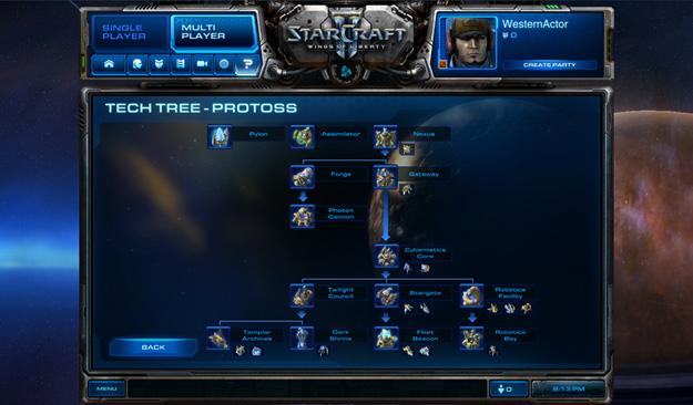 StarCraft 2 Features