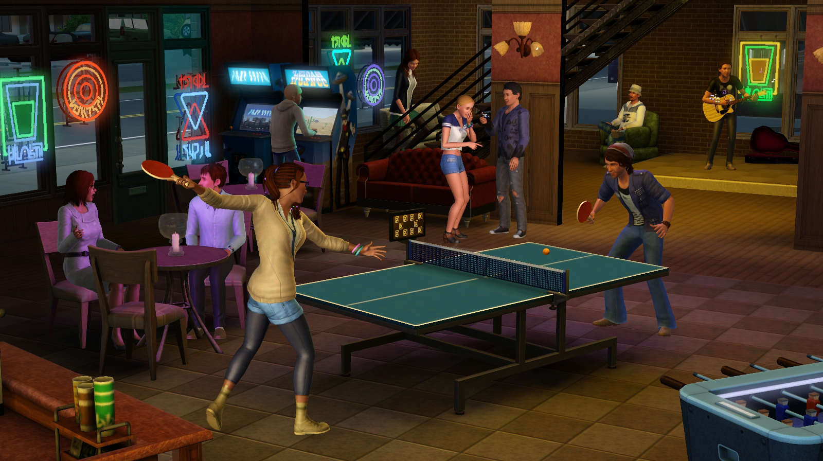 The Sims 2 University life setup free download