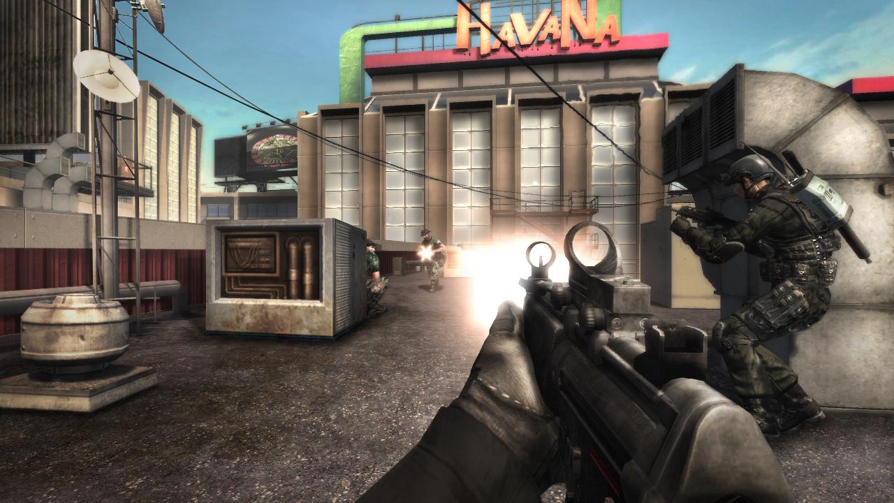 Tom Clancy's Rainbow Six Vegas 2 download