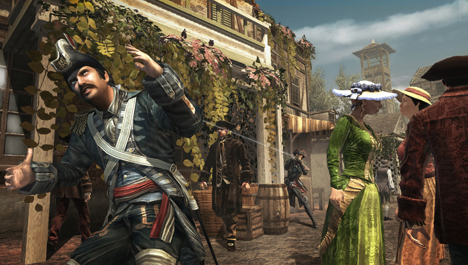 Assassin Creed Liberation Free Download PC Game Setup