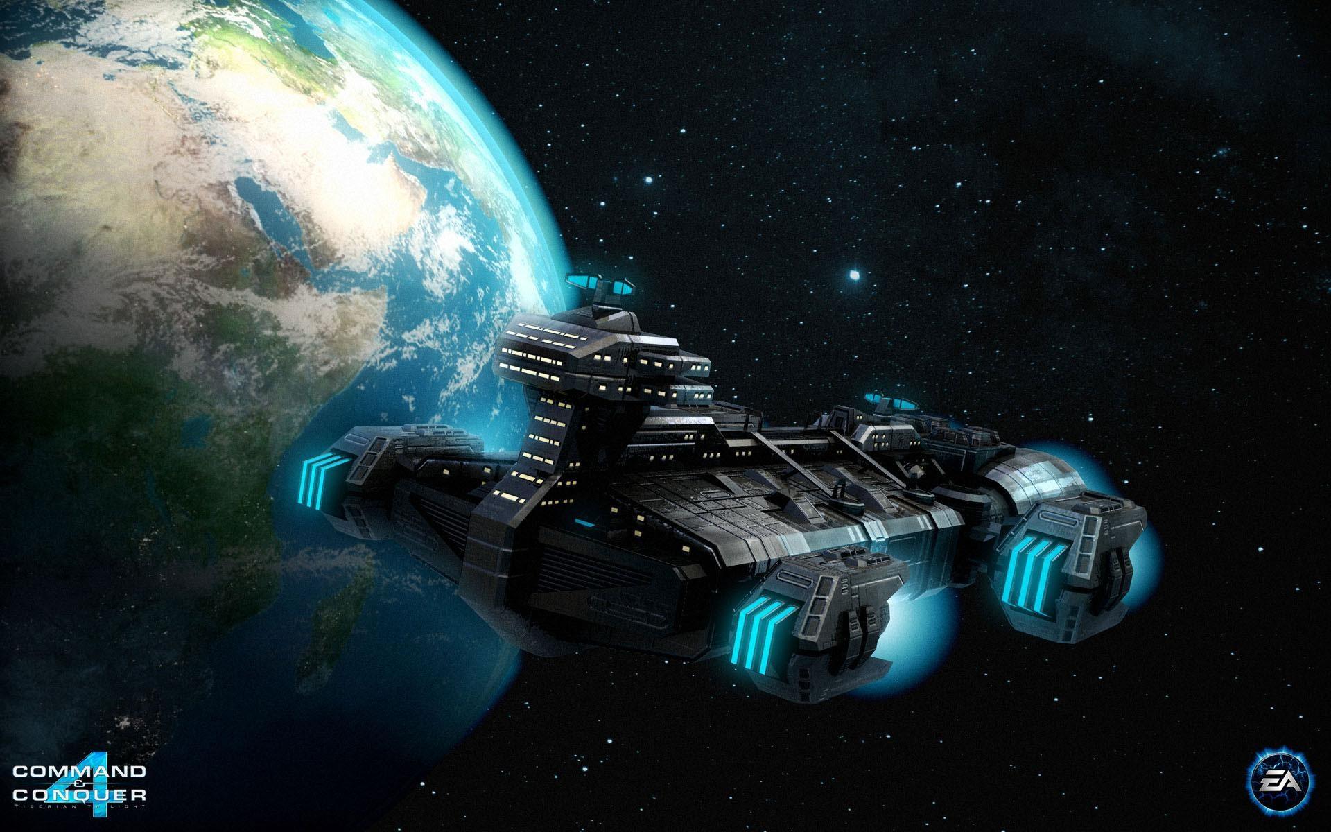 Command Conquer 4 Tiberian Twilight features