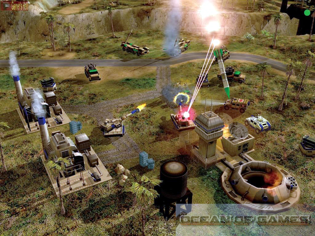 Command and Conquer Generals Zero Hour setup Free Download