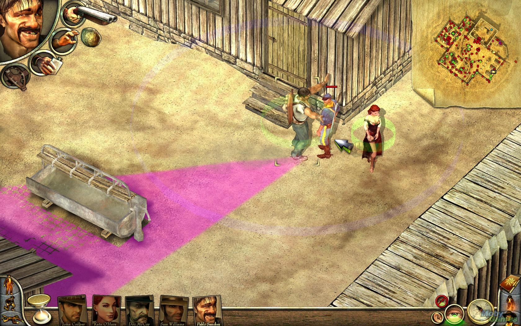 Desperados 2 Cooper's Revenge  free Setup
