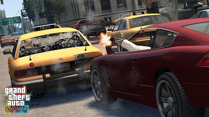 GTA Liberty City features