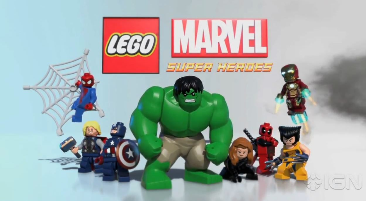 Lego Marvel Super Heroes free download