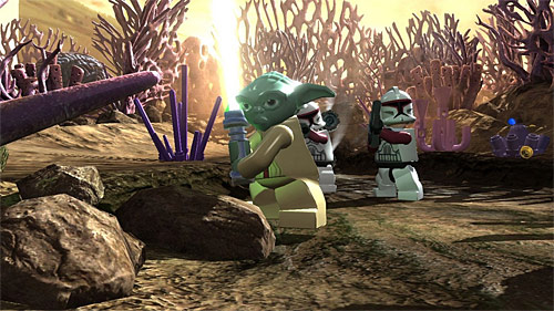 Lego Star Wars 3 The Clone Wars  download free