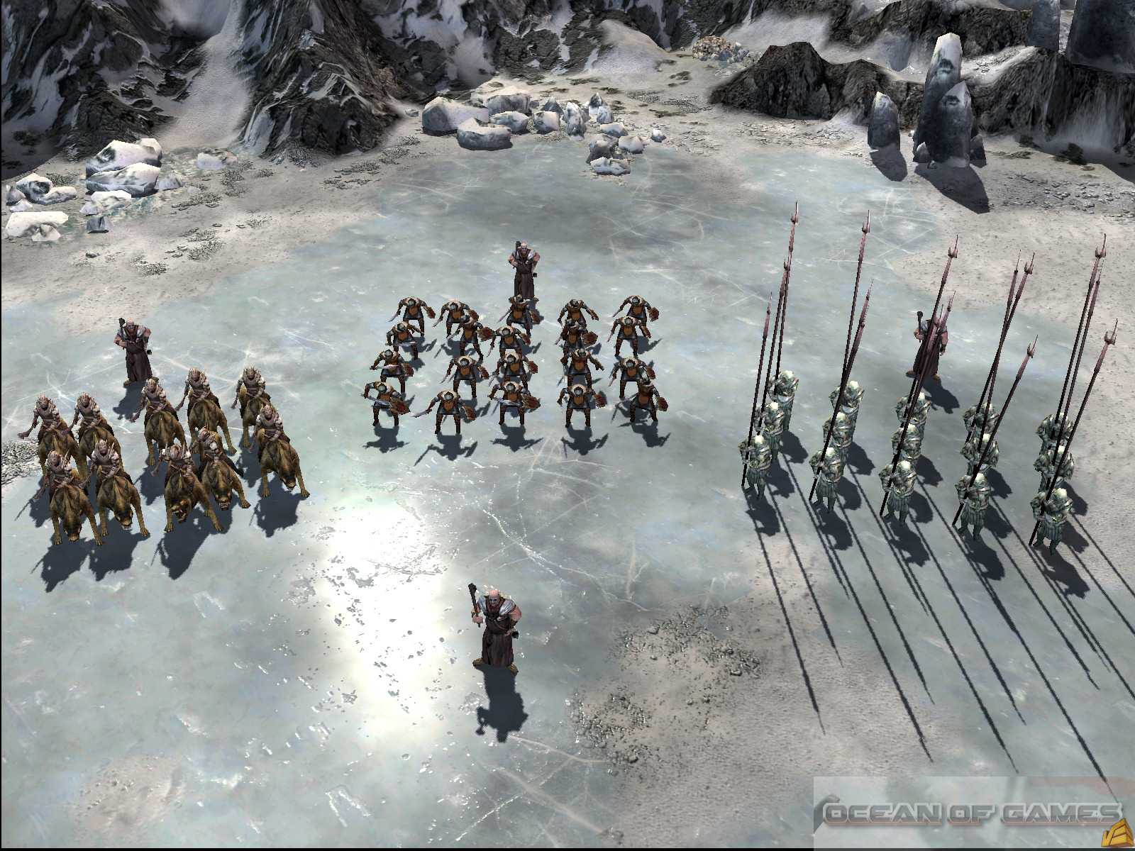 Lord Of The Ring Battle For Middle Earth Rise of Witch King Setup Download For Free