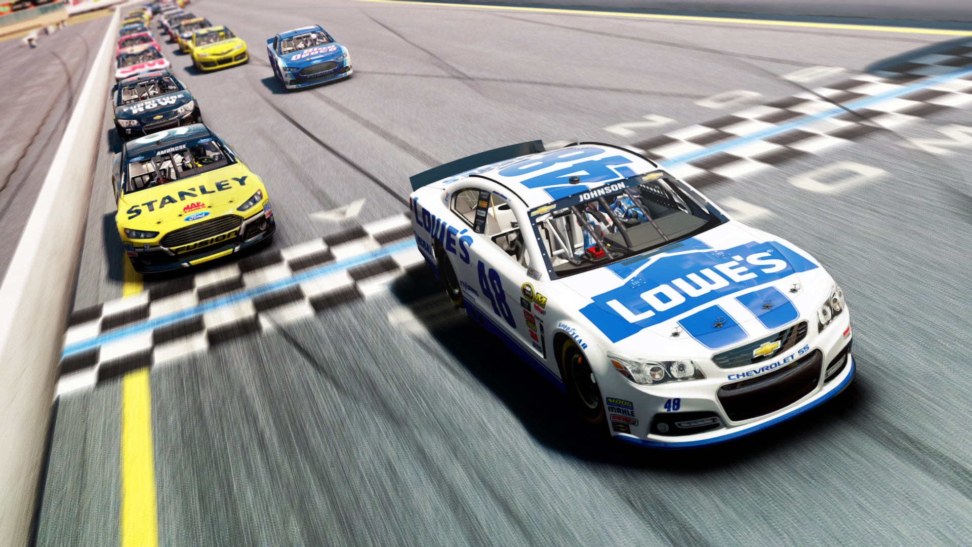 NASCAR 14 setup free download
