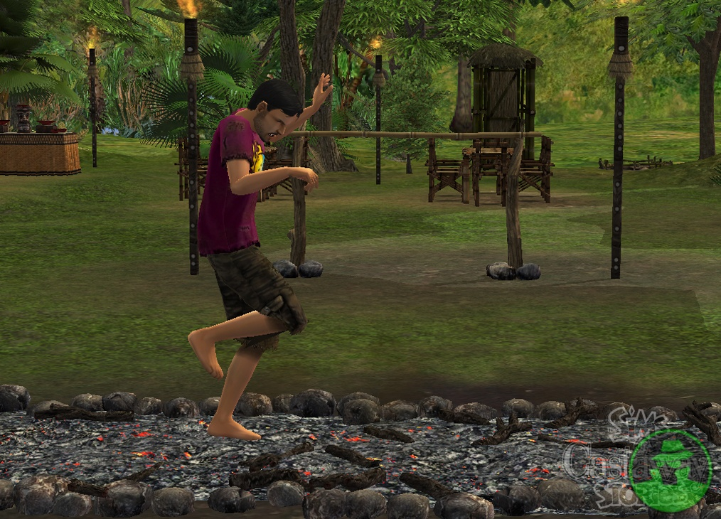 The Sims 2 Castaway download free