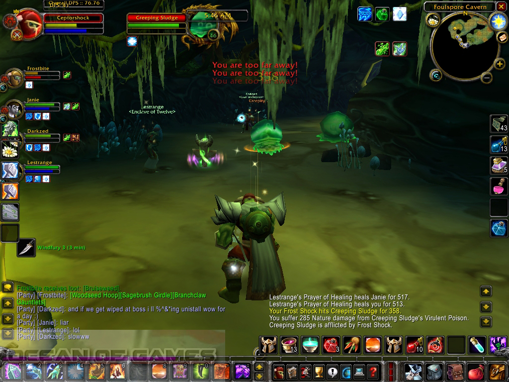 World of Warcraft Download For Free