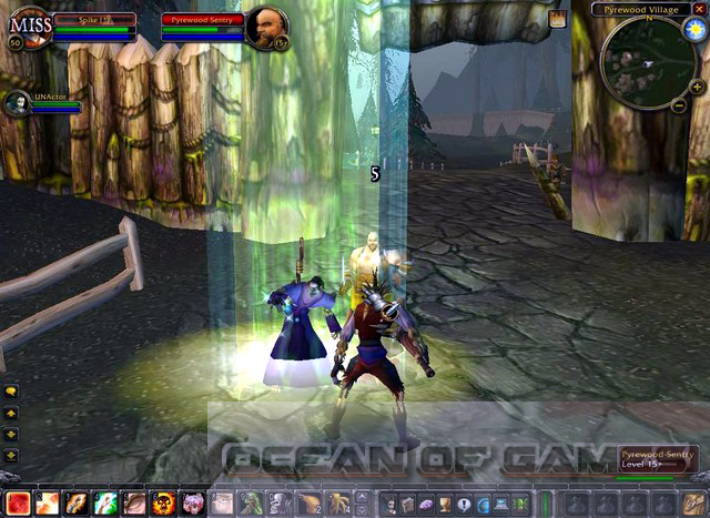 World of Warcraft Features