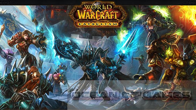 World of Warcraft Setup Free Download