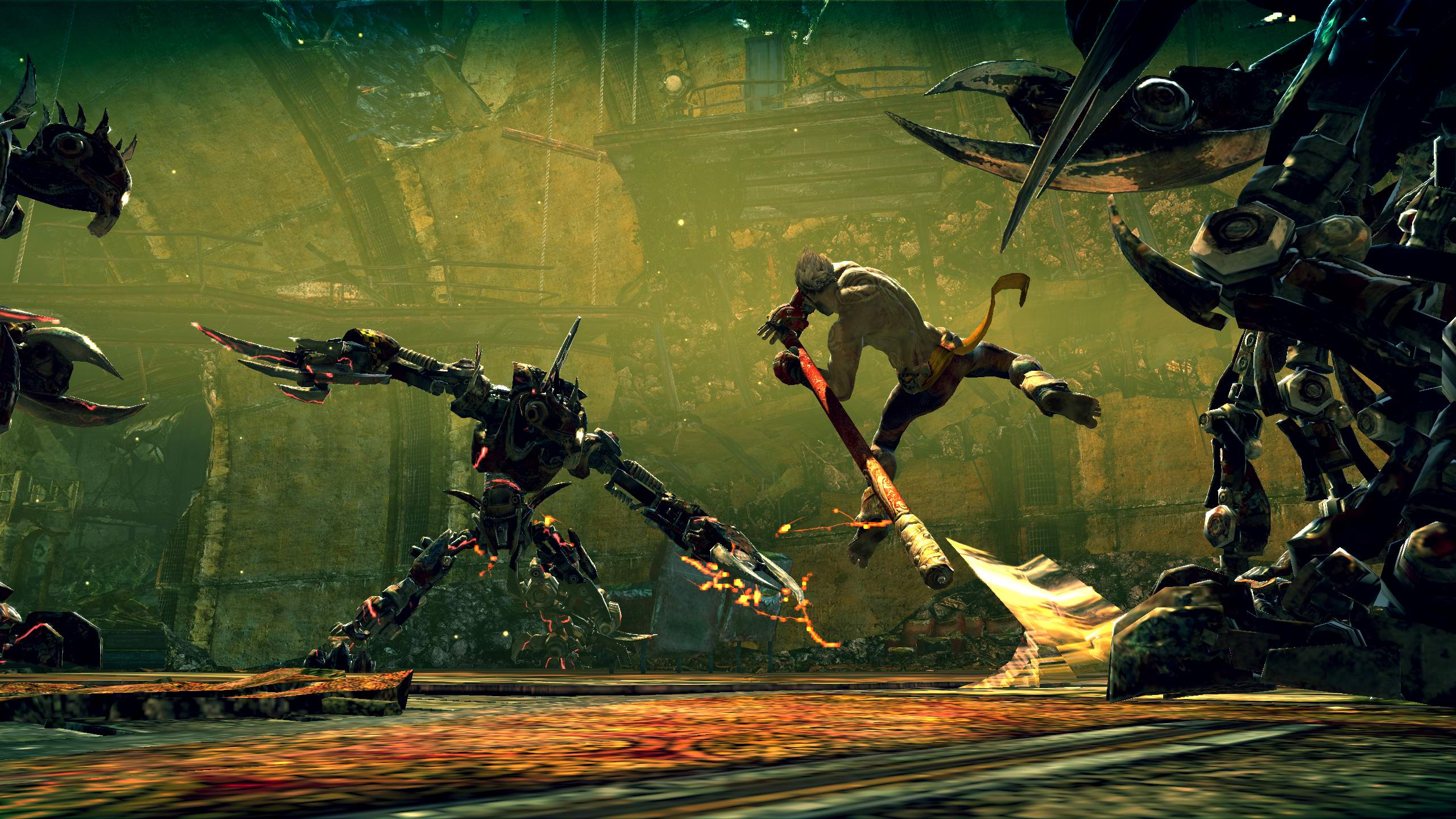 Download Enslaved Odyssey to the West Free PC Game