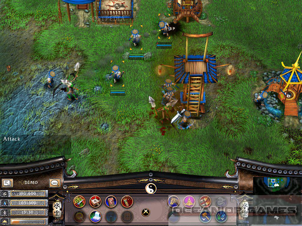 Battle Realms Setup Free Download