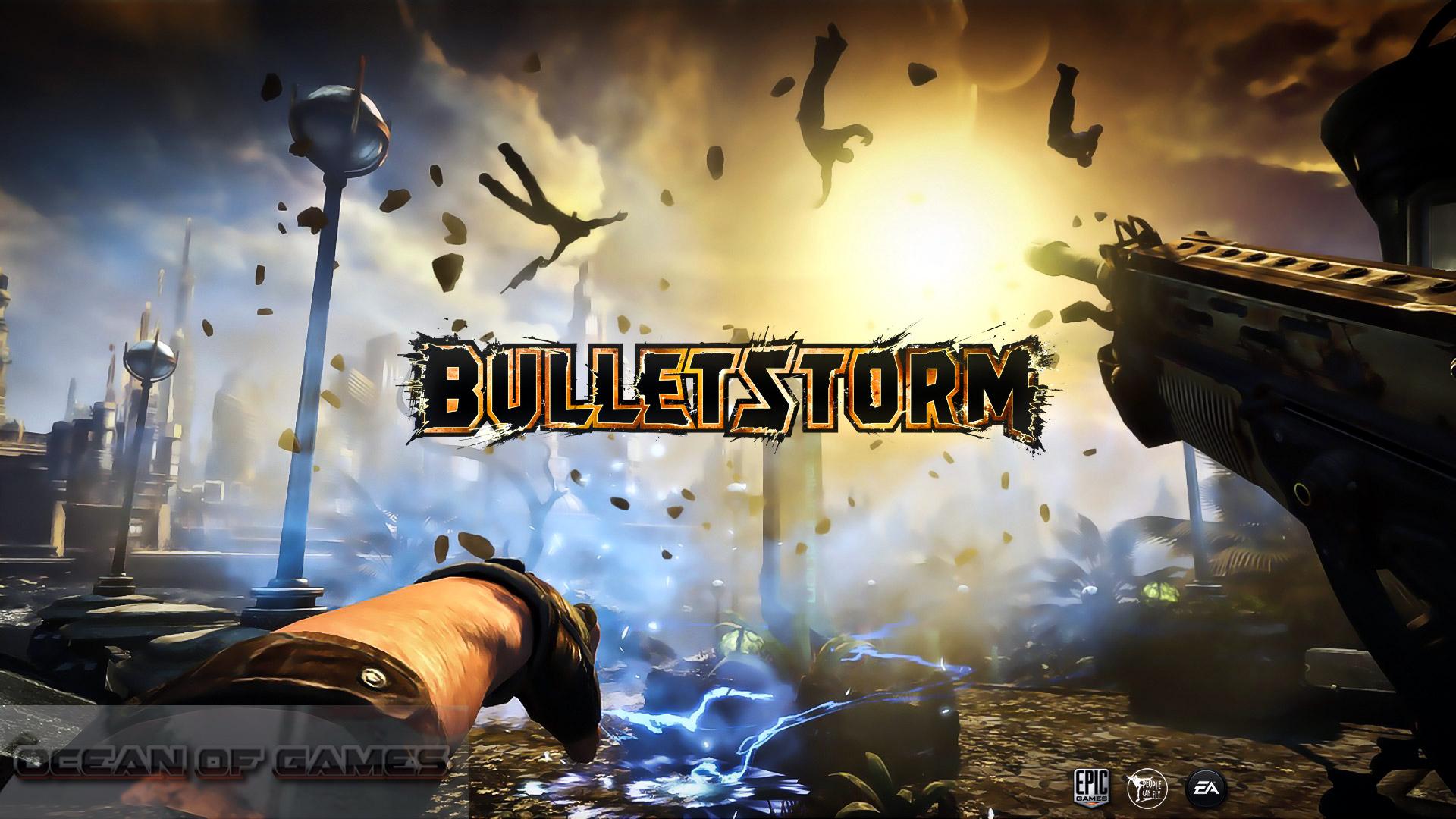 Bulletstorm Setup Download For Free