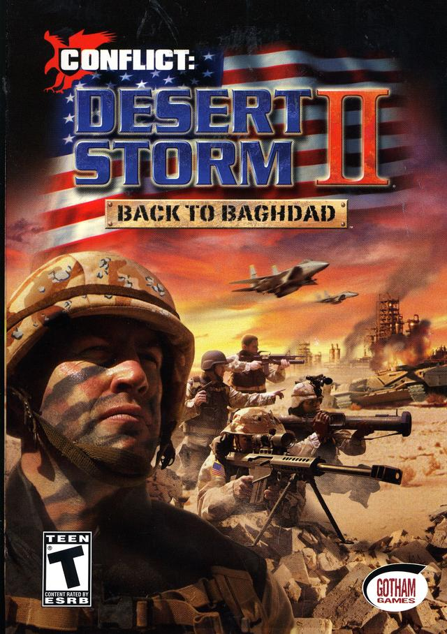 Conflict Desert Storm 2 Free Download