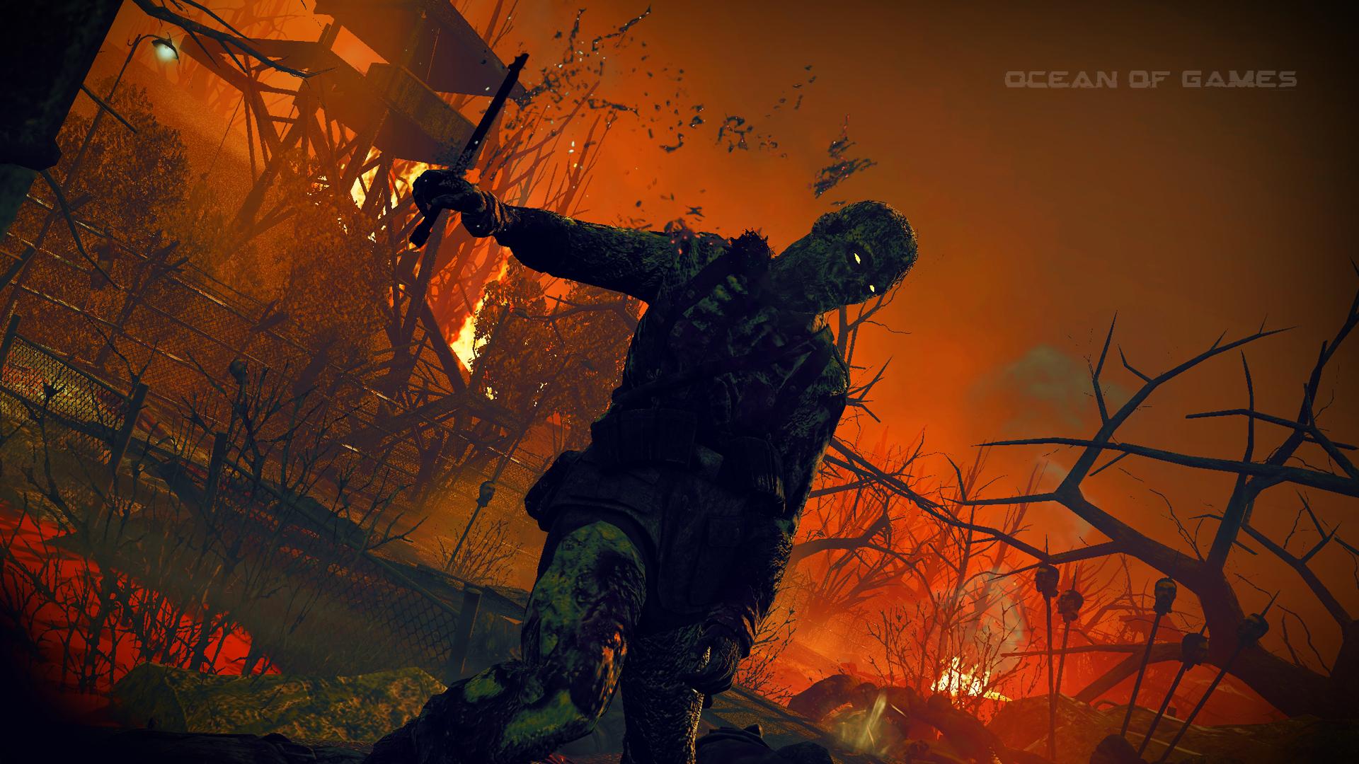 Download Sniper Elite Nazi Zombie Army 2 Free