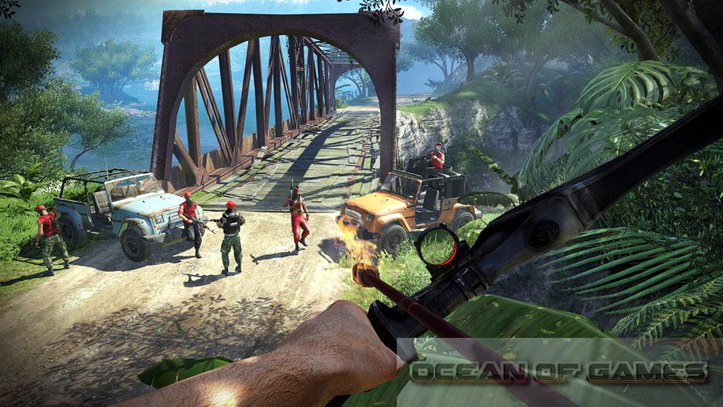 Far Cry 3 Features