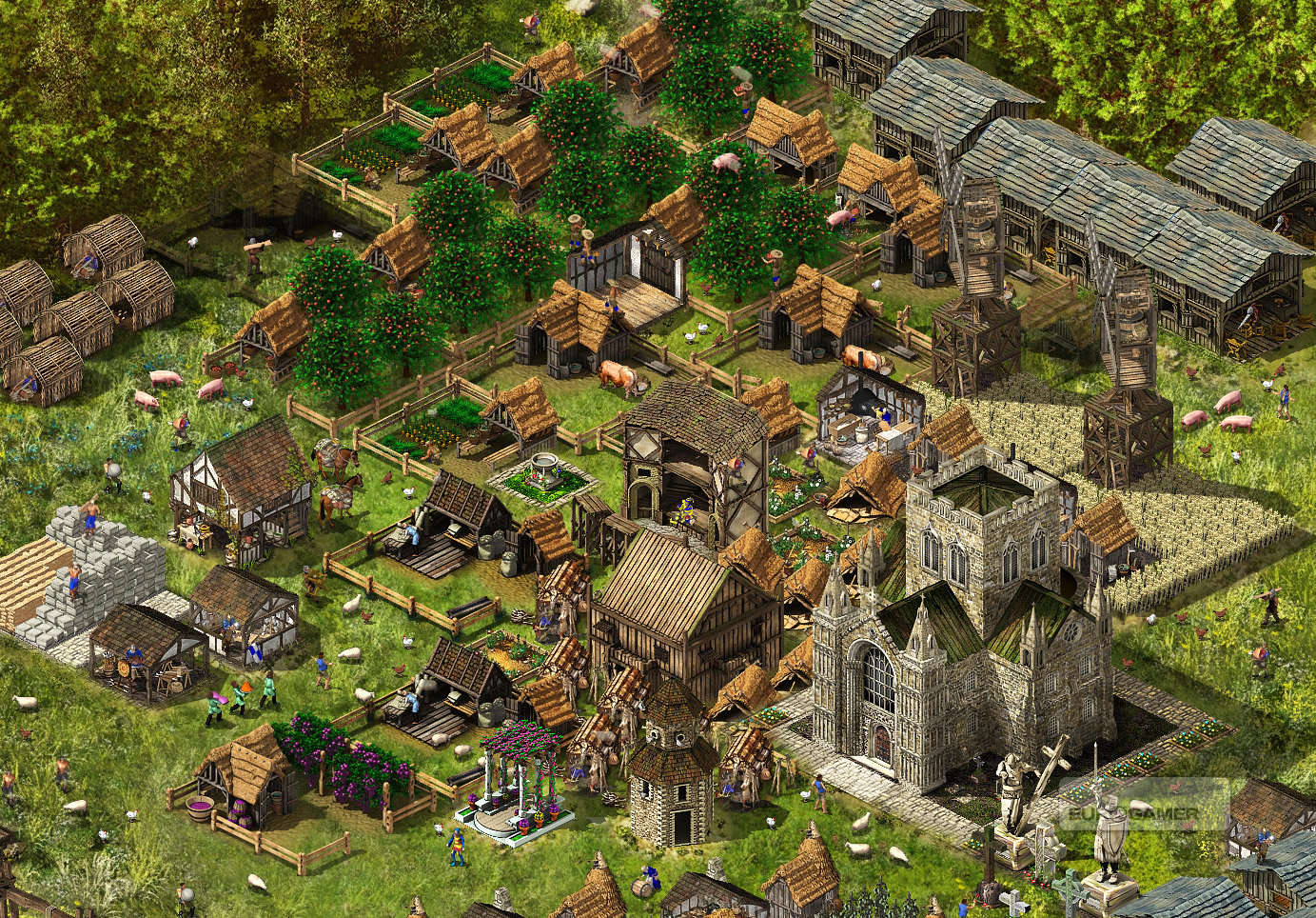 Free Stronghold 2 Deluxe