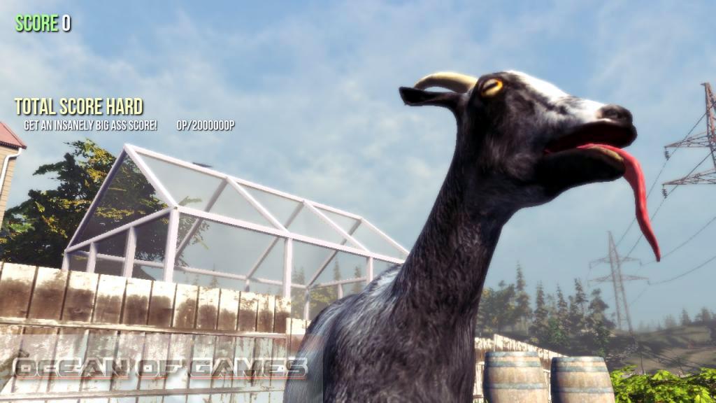 Goat Simulator Features