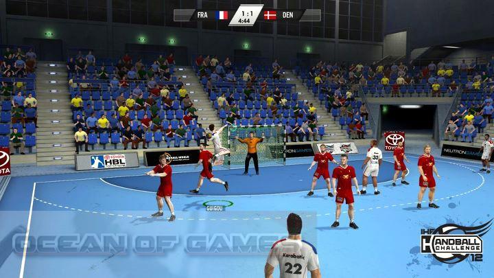 IHF Handball Challenge 12 Setup Free Download