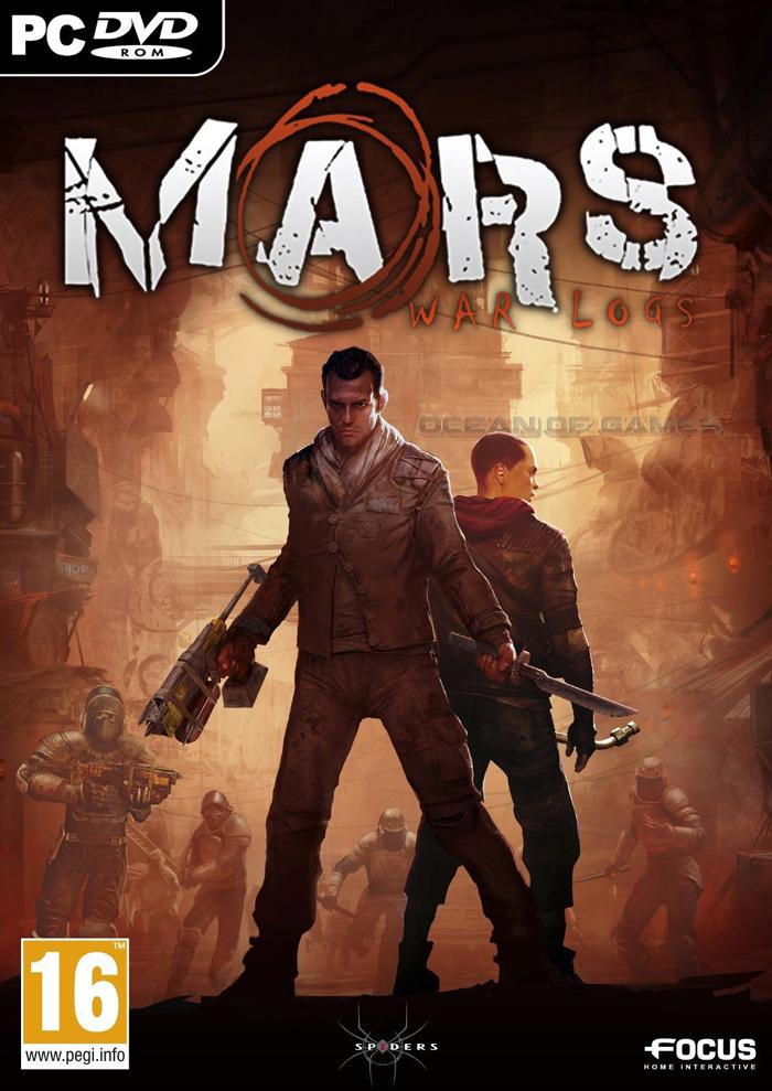 Mars War logs Free Download