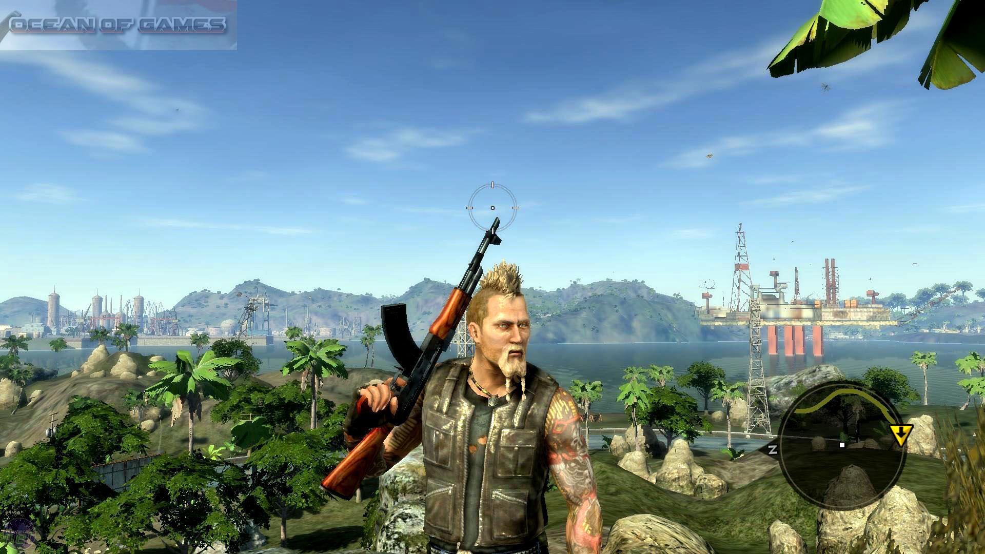 Mercenaries 2 World in Flames Setup Free Download