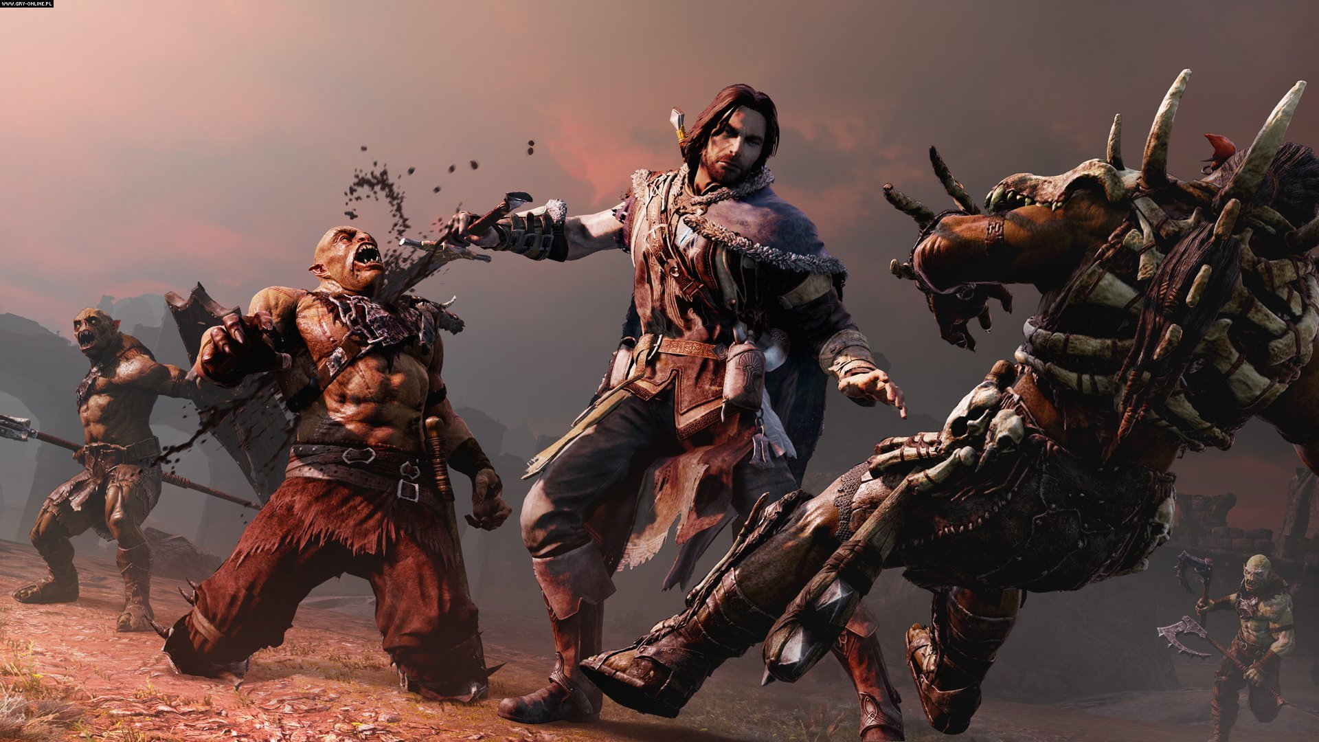 Middle Earth Shadow Of Mordor Free Download Setup 2014