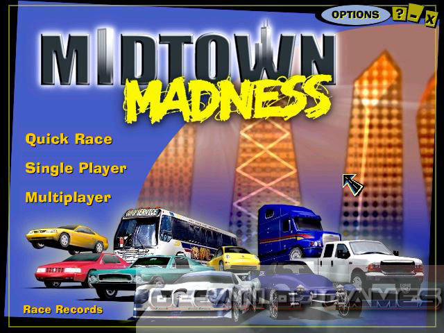 Midtown Madness 1 Free Download