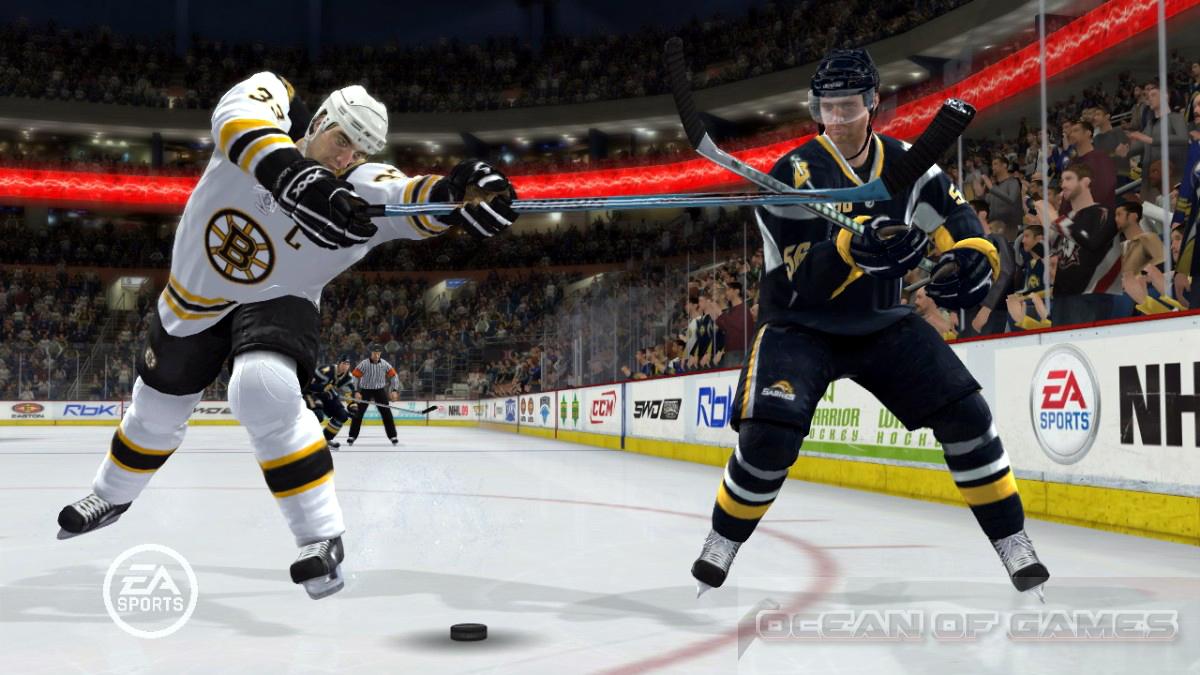 NHL 09 Setup Download For Free
