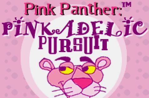 Pink Panther Pinkadelic Pursuit Game Free Download
